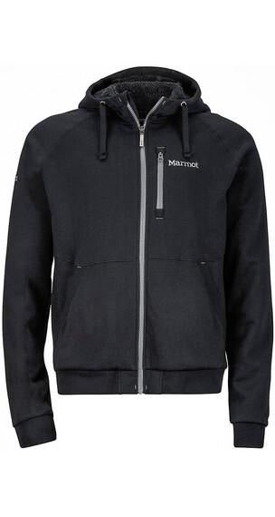 Marmot Parsons Peak Sherpa - Sweat-shirt - noir